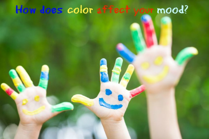 How Does Color Affect Your Mood